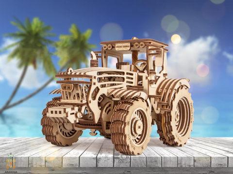 Трактор (Wood Trick)