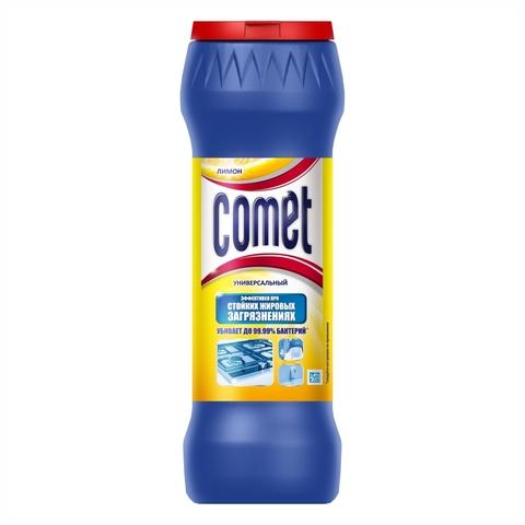 Средство чист COMET Лимон 475 г банка РОССИЯ