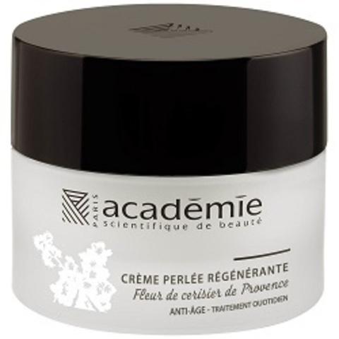 Academie Восстанавливающий жемчужный крем Вишневый цвет Прованса | Regenerating Pearly Cream