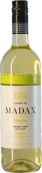 Castillo de Madax Macabeo – Airen