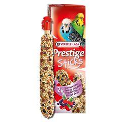 Лакомство для волнистых попугаев Versele-Laga Prestige, палочки с лесными ягодами