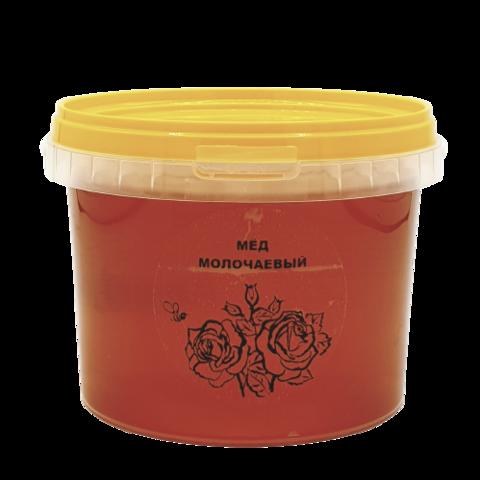 Мёд натуральный МОЛОЧАЕВЫЙ, 1 кг