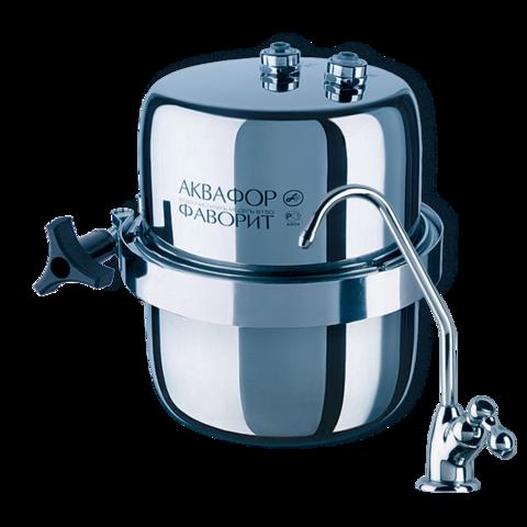 Водоочиститель многоступенчатый Аквафор В150 модель Аквафор В150 Фаворит ЭКО