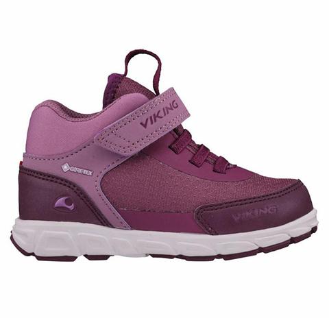 Ботинки Viking Spectrum R Mid GTX Bordo/Violet демисезонные
