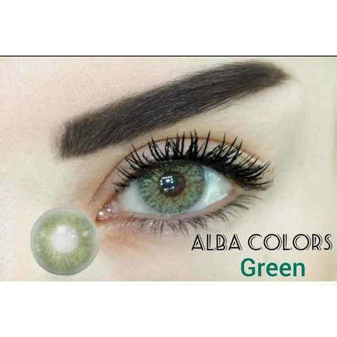 Alba Colors™ GREEN