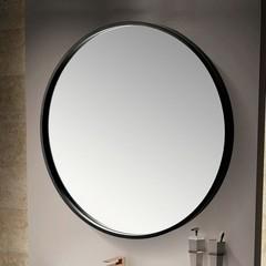 Зеркало круглое MELANA-600 MLN-М001 фото