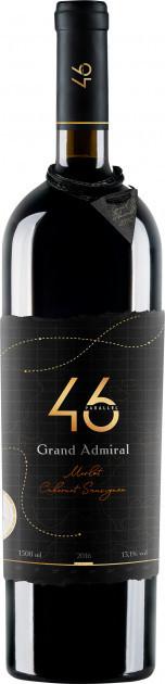 Вино  46 Параллель Grand Admiral Каберне