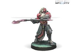 Dāturazi (вооружен Shock CC Weapon)