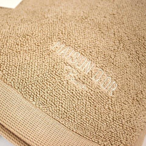 ADVEND - АДВЕНД  бежевый полотенце махровое Maison Dor(Турция) .