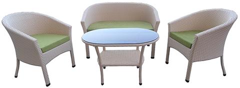 Комплект для відпочинку Ріо-2 з подушками