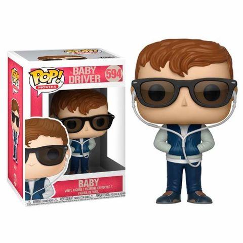 Baby Driver Funko Pop! Vinyl Figure || Малыш на драйве