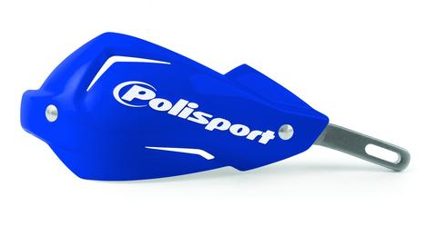 Защита рычагов POLISPORT синий (8306700003) Полный пакет включает в себя: Новая система крепления, совместимая практически с каждым рулем на рынке Отпечатанный и выпуклый логотип для лучшего и продолжительного внешнего вида Сильная защита с новым алюминиевым стержнем Расширенная защита от грязи, камней и ветра Вентиляционные отверстия для потока воздуха Монтажный комплект в комплекте - в сборе с шестигранным ключом 5 мм