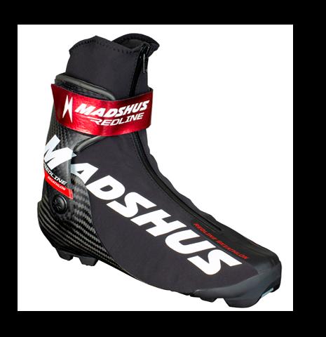 Профессиональные лыжные ботинки  Madshus Redline Skiathlon (2020/2021) для комбинированного хода