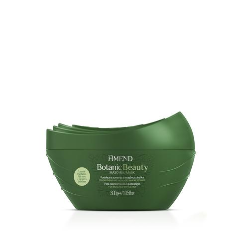 AMEND | Органическая маска для активного укрепления волос  с экстрактами Розмарина и Имбиря, (300 г)