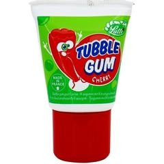 Жевачка в тюбике Tubble Gum Cherry со вкусом вишни 35 гр