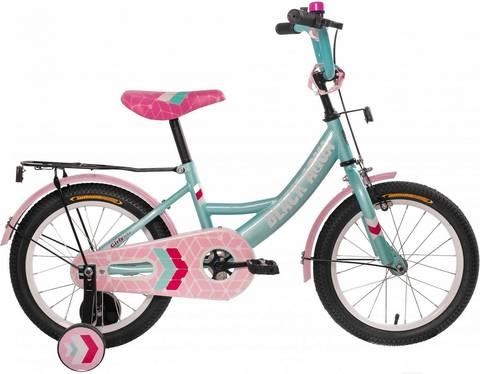 Велосипед BlackAqua 1606-Т /2020/ бирюзовый