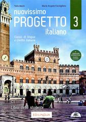 Nuovissimo Progetto italiano 3 – Libro dello st...