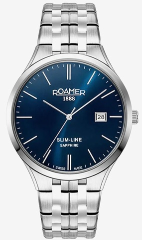 Часы мужские Roamer 512 833 41 45 20 Slime Line Classic