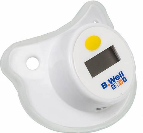 Термометр электронный B.Well WT-09 quick белый