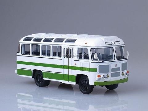 PAZ-3201 4x4 Soviet Bus (SOVA) 1:43