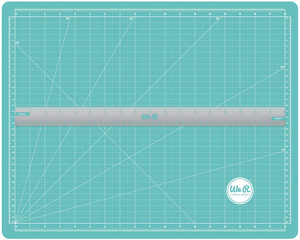 Магнитный мат для резки 50х45см. Magnetic Cutting Set by We R Memory Keepers
