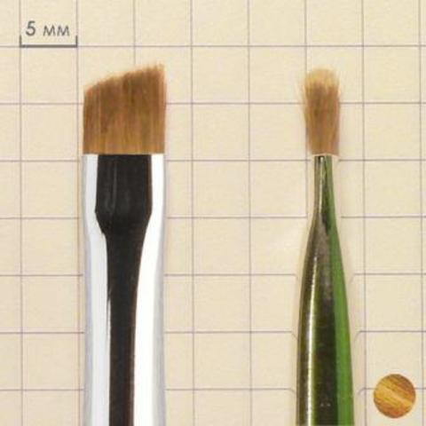 Кисть для прорисовки бровей тенями №8 (101971008)