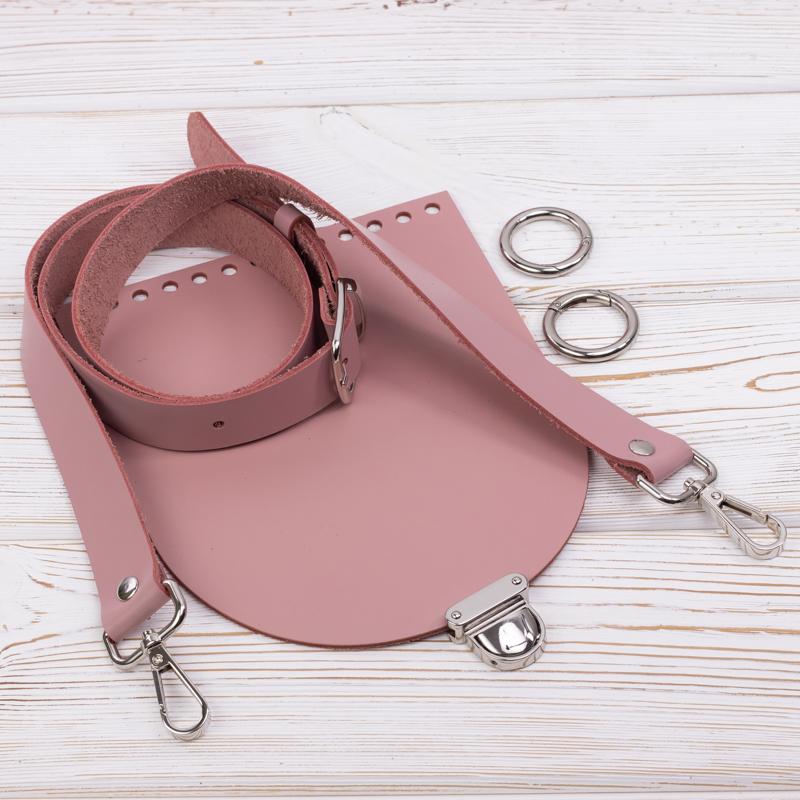 """Комплект для сумочки """"Орео"""" с бесплатным видео уроком Комплект для сумочки Орео """"Сухая роза"""" N2 IMG_7164.jpg"""