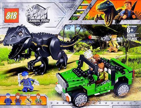 Конструктор Мир Юрского периода 82029 тираннозавр рекс 277 дет