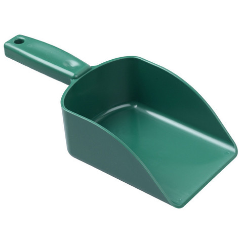 Совок Hillbrush бесшовный 110х145 мм зеленый