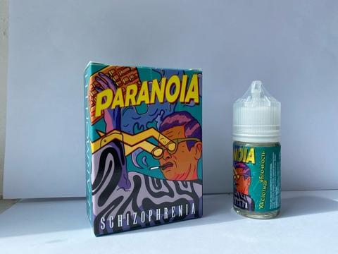 Paranoia by Schizophrenia SALT 30мл