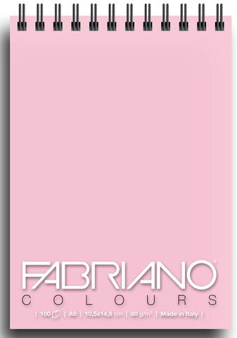 Альбом для графики на спирали Fabriano