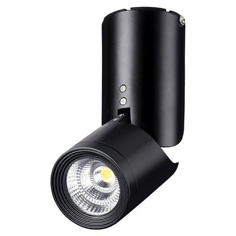 Светильник накладной светодиодный LUMINARTE SPOT02-CLL10W-BL