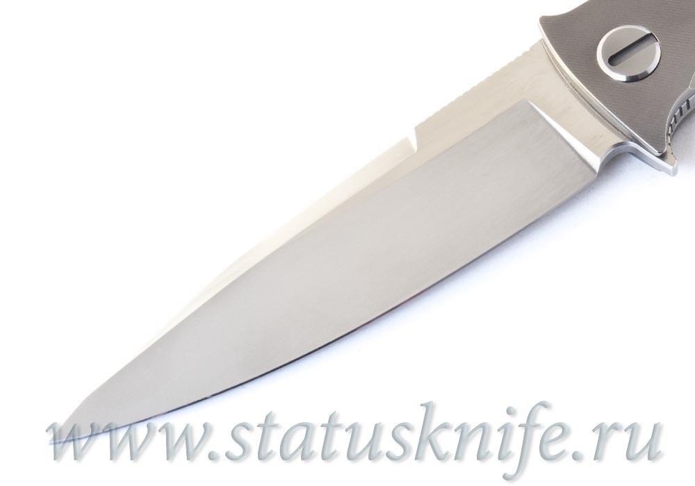 Нож Широгоров / Майо Russian Dr. Death Titanium - фотография