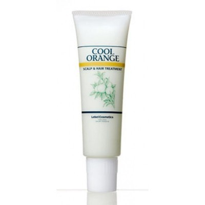 Lebel Cool Orange: Маска для волос и кожи головы Холодный апельсин (Scalp Hair Treatment), 130мл/600мл/1л