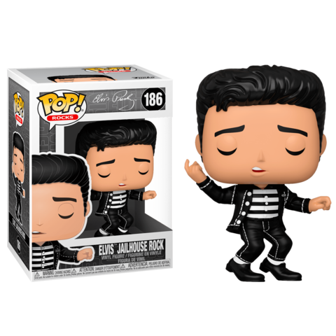 Elvis Presley Jailhouse Rock Funko Pop! (Elvis Presley) || Элвис Пресли