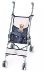 DeCuevas Коляска трость для куклы, серия Классик Голд, 56 см (90090-2)