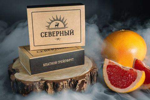 Табак для кальяна Северный Блатной Грейпфрут