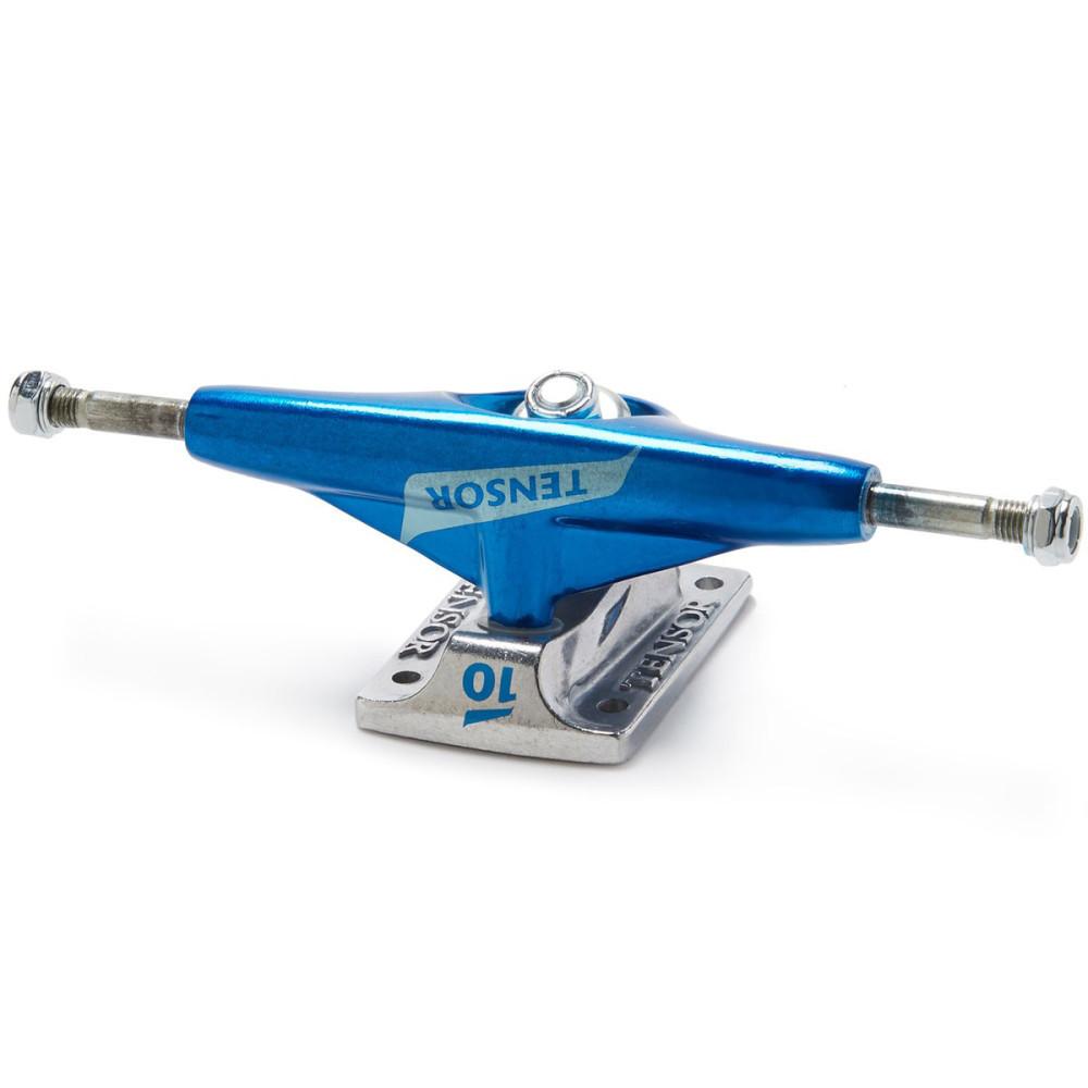 Подвески для скейтборда TENSOR Aluminium Lo Flick (Royal/Raw)