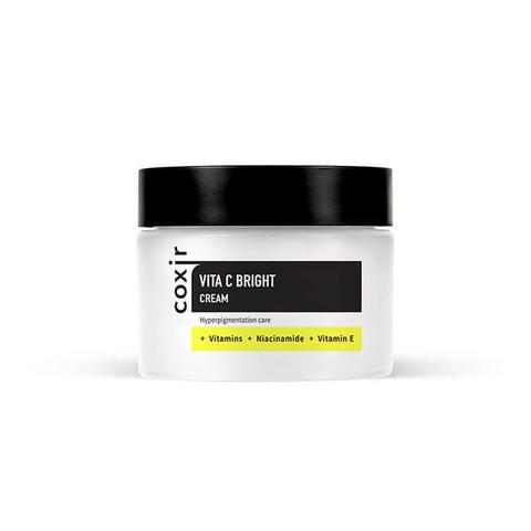 COXIR  Vita C Bright Cream Осветляющий крем с высоким содержанием витаминов