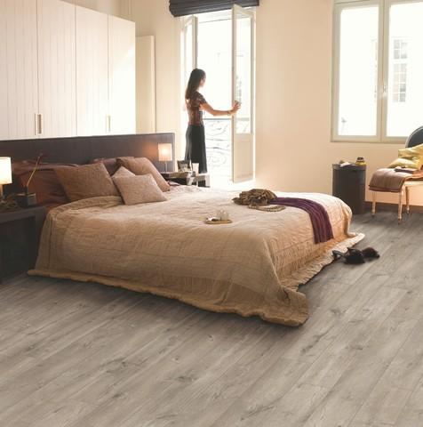 Caribbean Oak Grey | Ламинат QUICK-STEP UFW1536
