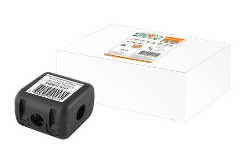 Сжим ответвительный У-731М (4-10 : 1,5-10  мм²) IP20 инд. стикер Народный