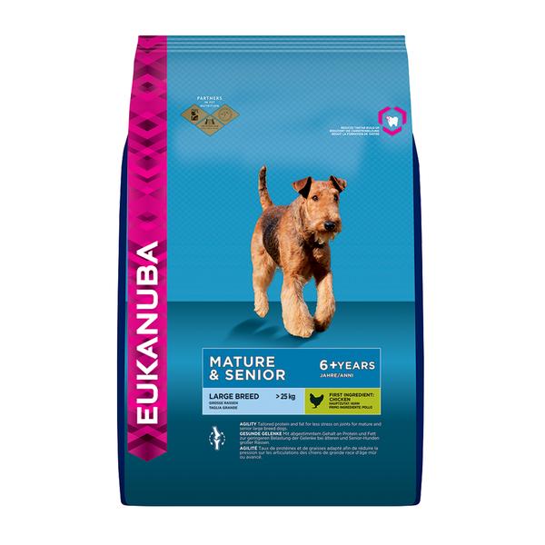 Eukanuba Корм для пожилых собак очень крупных пород, Eukanuba Dog LARGE SENIOR 10135716.png