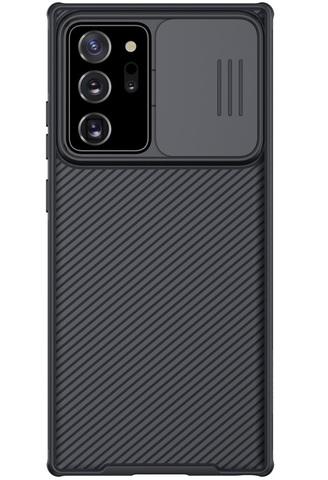 Чехол для Samsung Galaxy Note 20 Ultra от Nillkin серия CamShield Pro Case с защитной крышкой для задней камеры