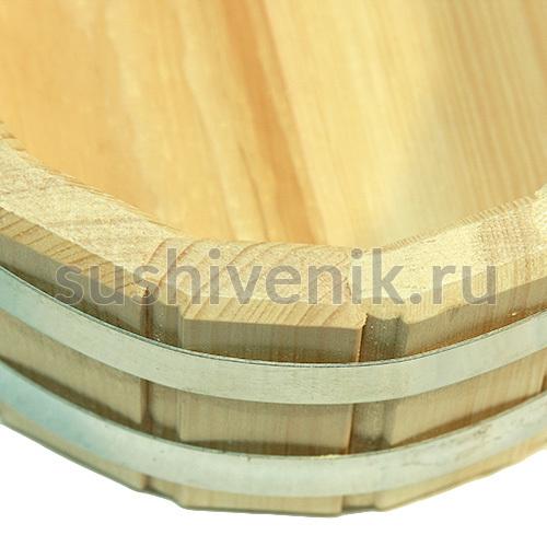 Ковш богдарный из кедра, 0,7 л