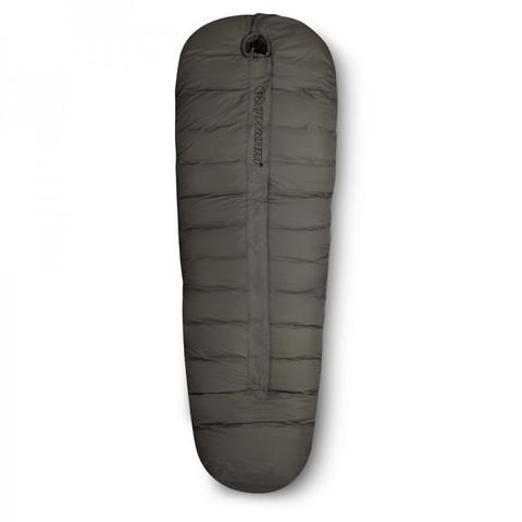Зимний спальный мешок Trimm SOLDIER, 195 R (хаки)