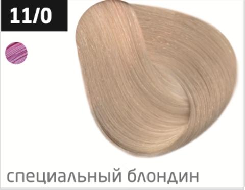 OLLIN color 11/0 специальный блондин 100мл перманентная крем-краска для волос