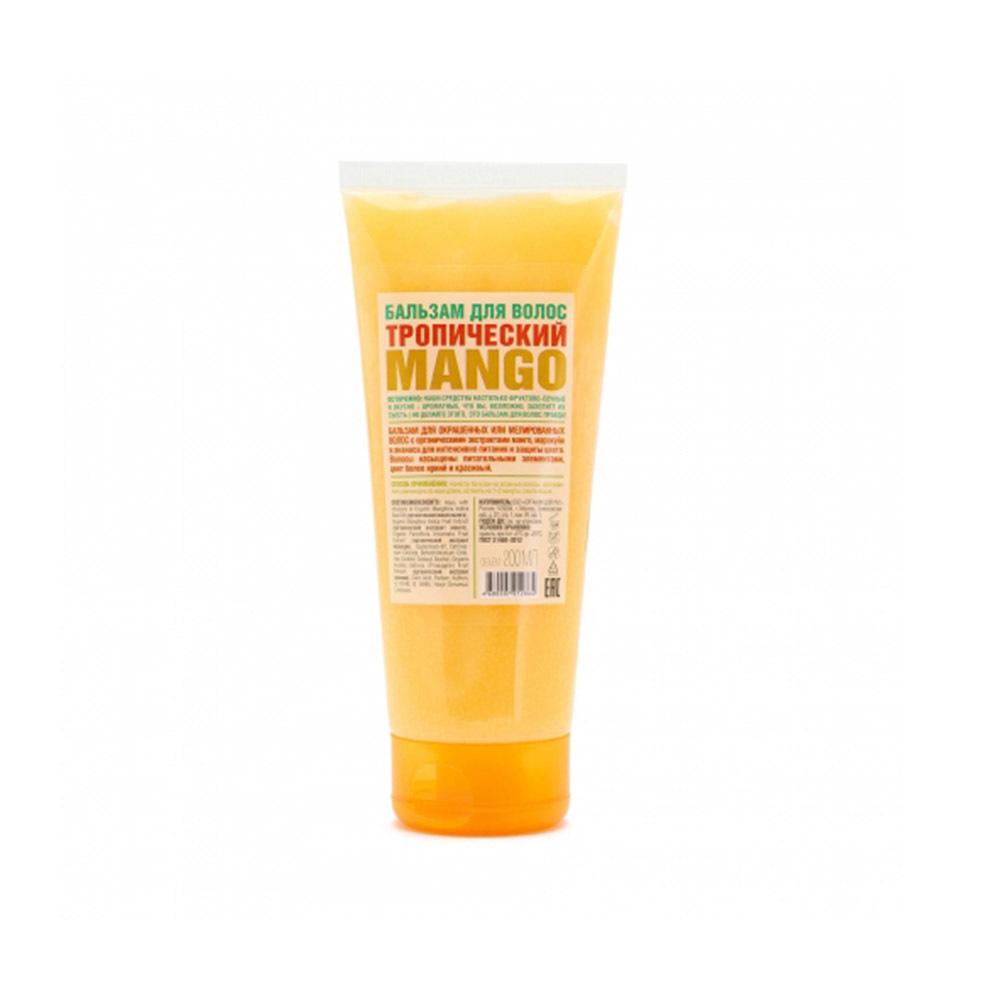 """Бальзам для волос """"Тропический манго"""""""