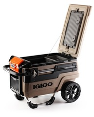 Термоконтейнер Igloo TrailMate 70 Brown