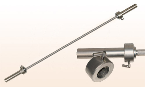 Гриф Barbell 1250 мм d 50 мм замок стопорный
