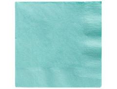 Салфетка Нежно-голубая / Robin's Egg Blue / 33см, 16 шт.